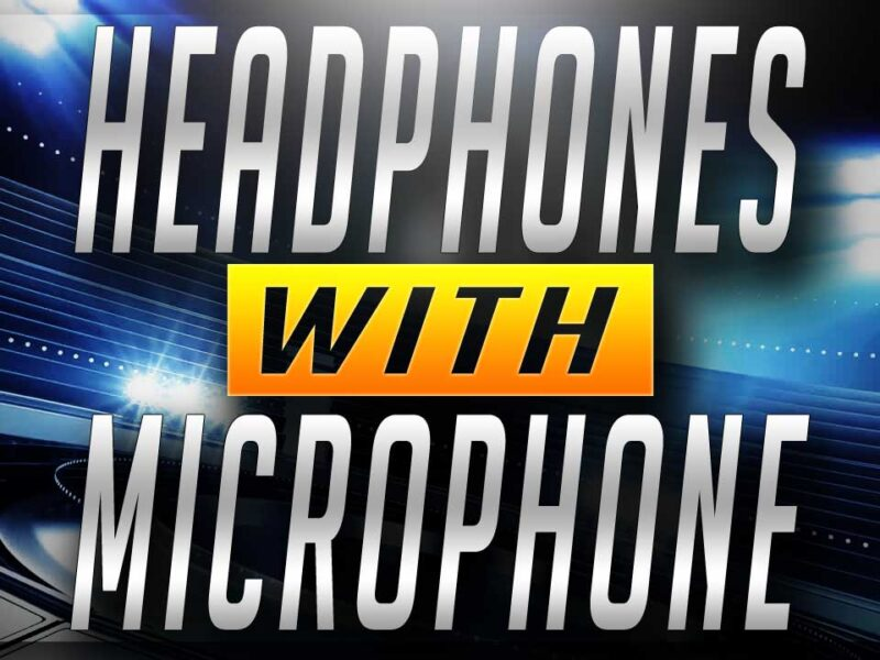 Top 5 Bluetooth Headphones with Microphone